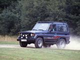Toyota Land Cruiser (BJ71V) 1985–90 pictures