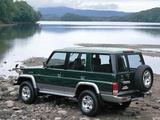 Toyota Land Cruiser (J76) 1999–2007 photos