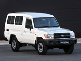 Toyota Land Cruiser Wagon ZA-spec (J78) 2010 wallpapers