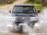 Toyota Land Cruiser 200 (URJ200) 2012 images