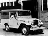 Toyota Land Cruiser Hardtop (FJ25L) 1958–60 wallpapers