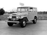 Toyota Land Cruiser (FJ40VL) 1961–73 wallpapers