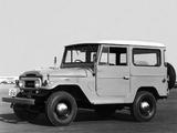 Toyota Land Cruiser (FJ40V) 1961–73 wallpapers