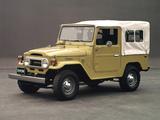 Toyota Land Cruiser (BJ40L) 1973–79 wallpapers