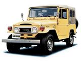 Toyota Land Cruiser (BJ40) 1973–79 wallpapers