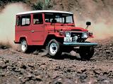 Toyota Land Cruiser 40 (BJ44V) 1979–82 wallpapers