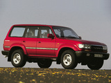Toyota Land Cruiser 80 (HDJ81V) 1989–94 wallpapers