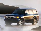 Toyota Land Cruiser 80 US-spec (HZ81V) 1995–97 wallpapers