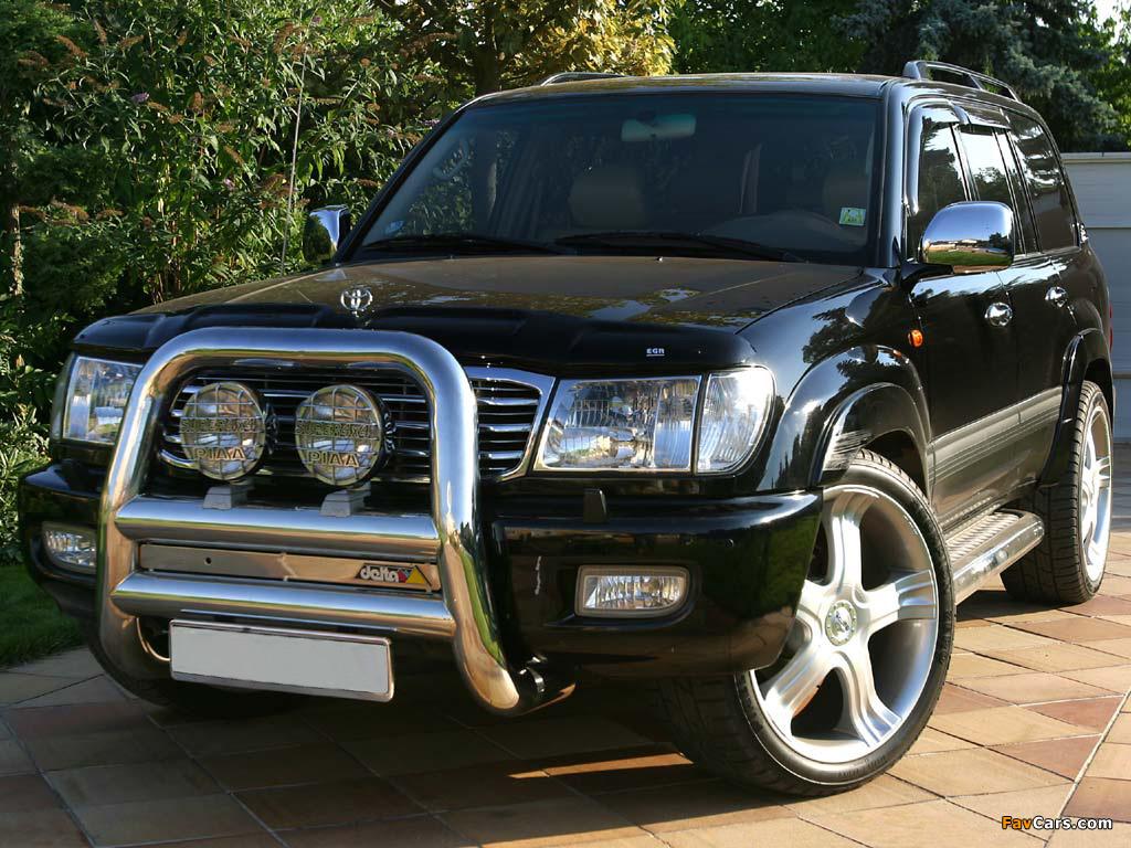 Kelebihan Kekurangan Toyota Land Cruiser 1998 Review