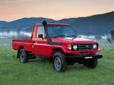 Toyota Land Cruiser Pickup (J79) 1999–2007 wallpapers