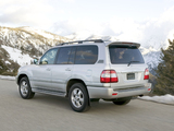 Toyota Land Cruiser 100 US-spec (UZJ100W) 2005–07 wallpapers