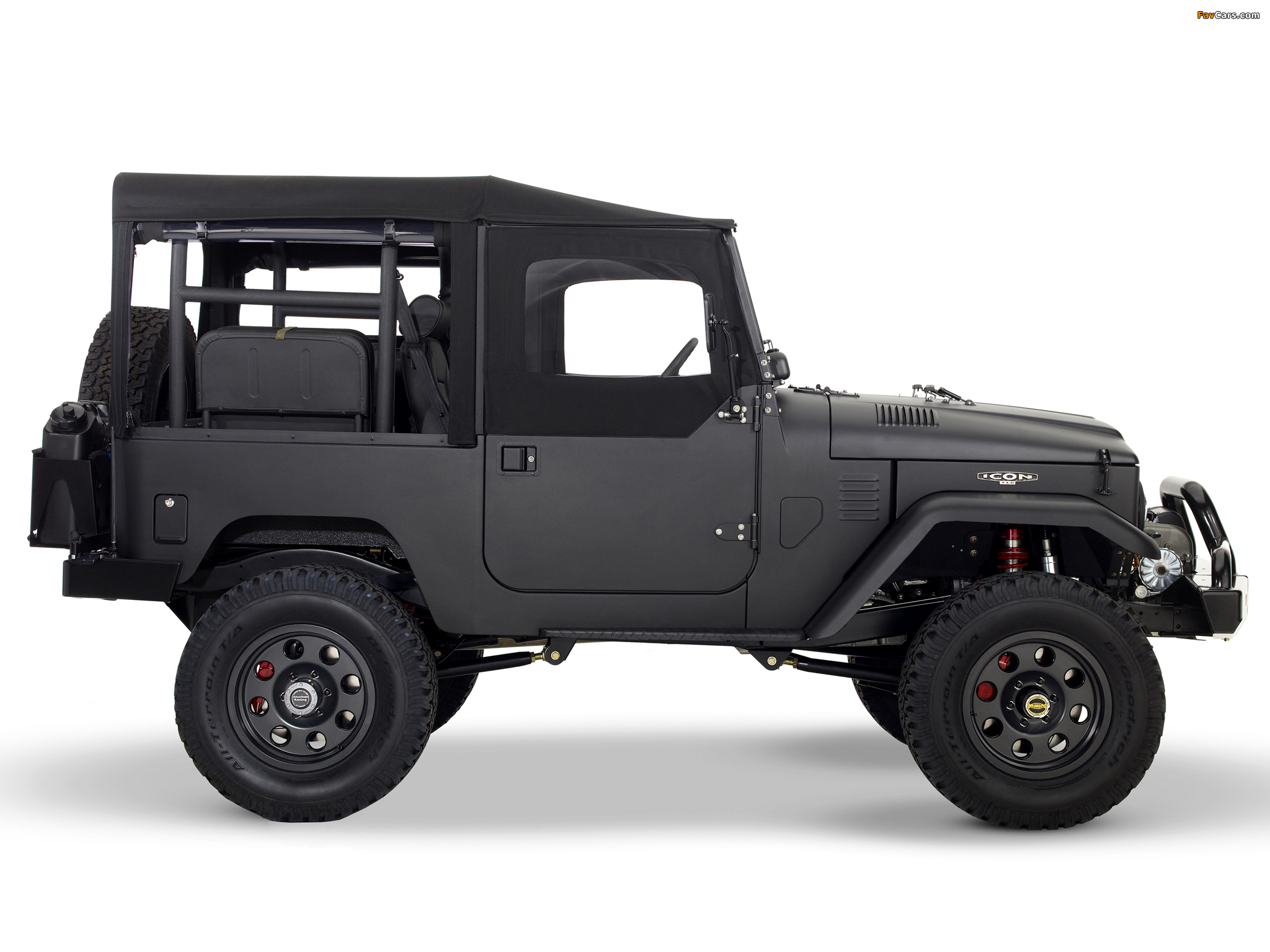 ICON Toyota Land Cruiser (FJ40) 2007 wallpapers (2048 x 1536)