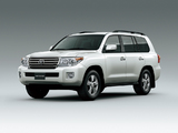 Toyota Land Cruiser 200 VX-R UAE-spec (UZJ200) 2012 wallpapers