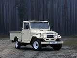 Toyota Land Cruiser Pickup (FJ45L) 1960–79 wallpapers