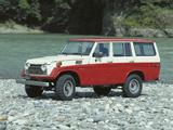 Toyota Land Cruiser 50 KCQ US-spec (FJ56VL) 1975–79 wallpapers