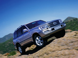 Toyota Land Cruiser 100 VX (J100-101) 2005–07 wallpapers