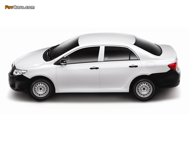 Images of Toyota Limo 2009 (640 x 480)