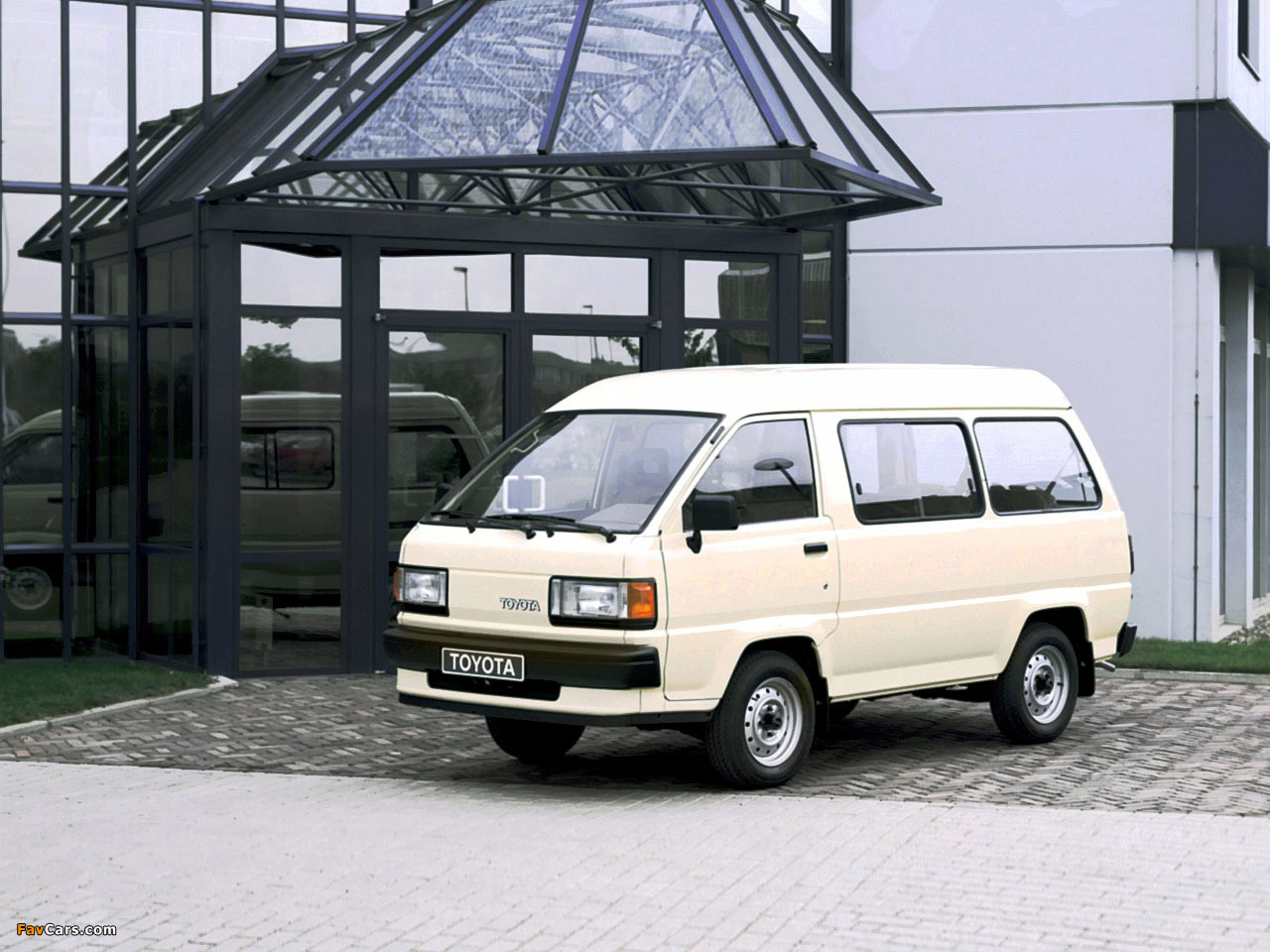 Toyota Liteace M30 1985 92 Wallpapers 1280x960