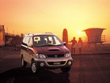 Toyota LiteAce Noah 4WD (R40G) 1996 wallpapers