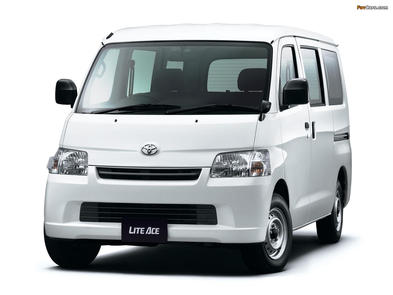 Kelebihan Toyota Lite Ace Spesifikasi