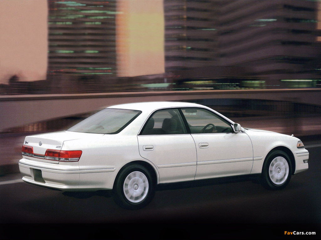 Pictures Of Toyota Mark Ii X100 1998 2000 1024x768