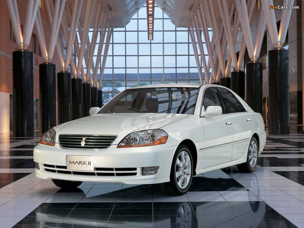Toyota Mark X 2009, 2010, 2011, 2012, седан, 2 поколение ...