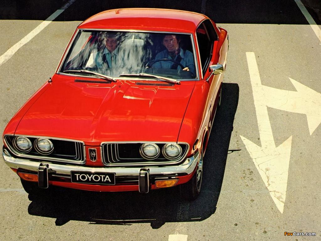 Toyota Corona Mark Ii Hardtop Coupe 1973 75 Wallpapers