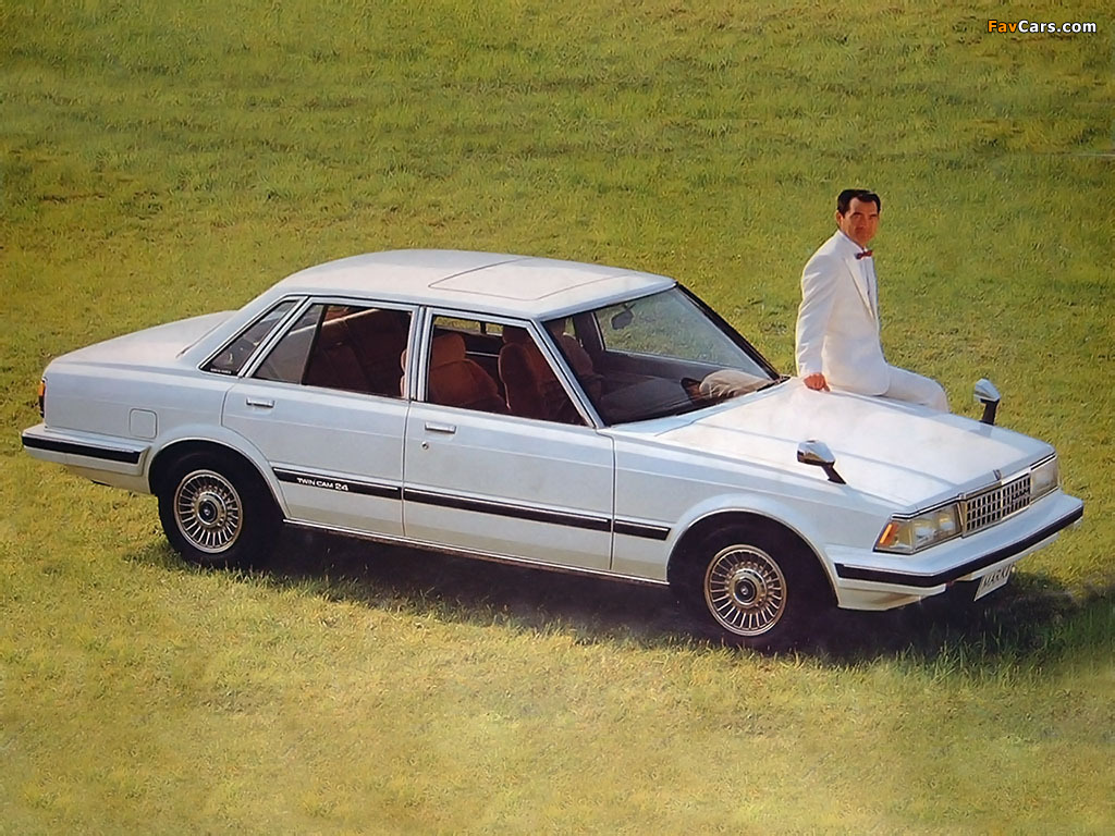 Toyota Mark Ii Sedan X60 1980 84 Wallpapers 1024x768