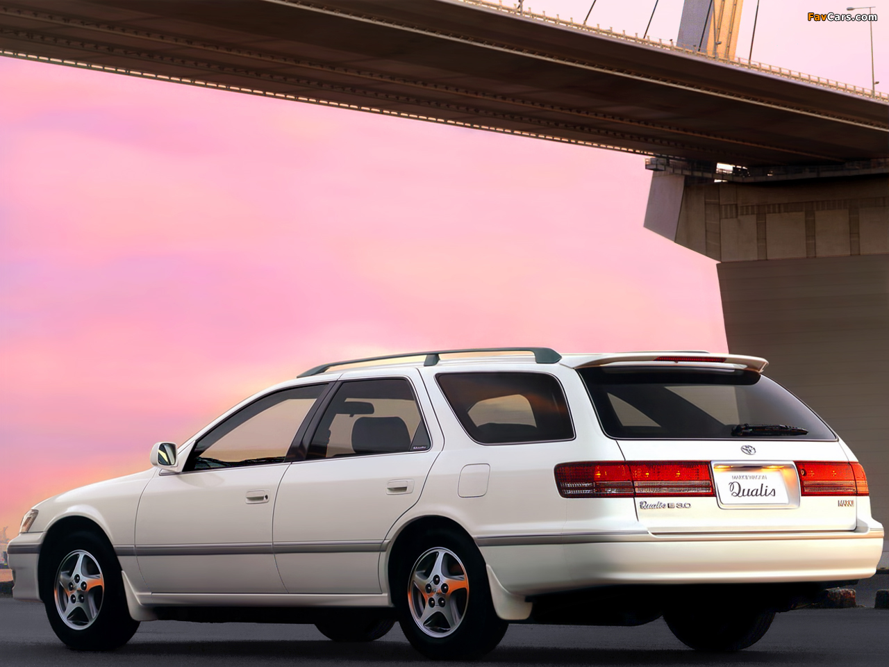 Купить Тойота Марк 2 Куалис 2000 года в Хабаровске, Продам ...