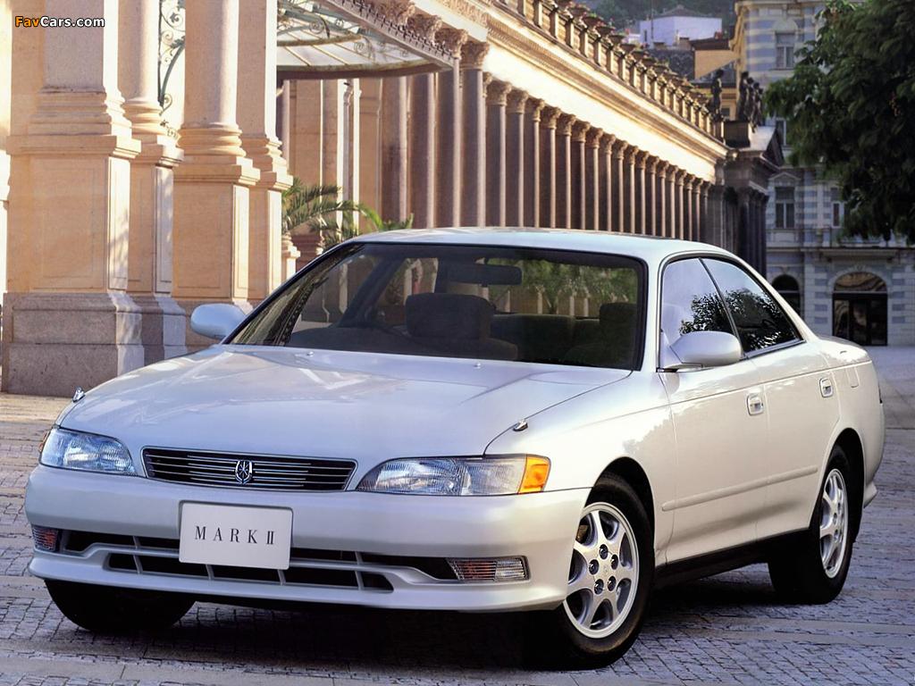 светлячок Toyota Марк 2 #11