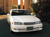 Toyota Mark II Grande Regalia (X100) 2000 wallpapers