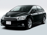 Images of Toyota Mark X ZiO Aerial (ANA10) 2009–11