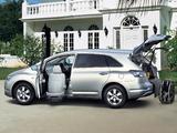Photos of Toyota Mark X ZiO (ANA10) 2007–11