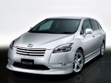 Modellista Toyota Mark X ZiO 2007–09 photos