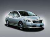 Toyota Mark X ZiO (ANA10) 2007–11 pictures