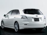 Modellista Toyota Mark X ZiO 2009–11 pictures