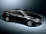 Images of Toyota Mark X Standard (GRX130) 2009