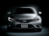 Images of Toyota Mark X 350 S (GRX140) 2012