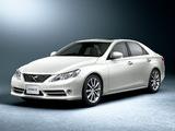 Images of Toyota Mark X Premium (GRX130) 2009
