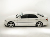 Pictures of Modellista Toyota Mark X Special Version (GRX120) 2004–09