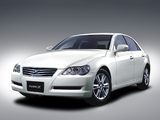 Pictures of Toyota Mark X (GRX120) 2004–09