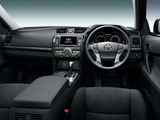 Pictures of Toyota Mark X Sports (GRX130) 2009