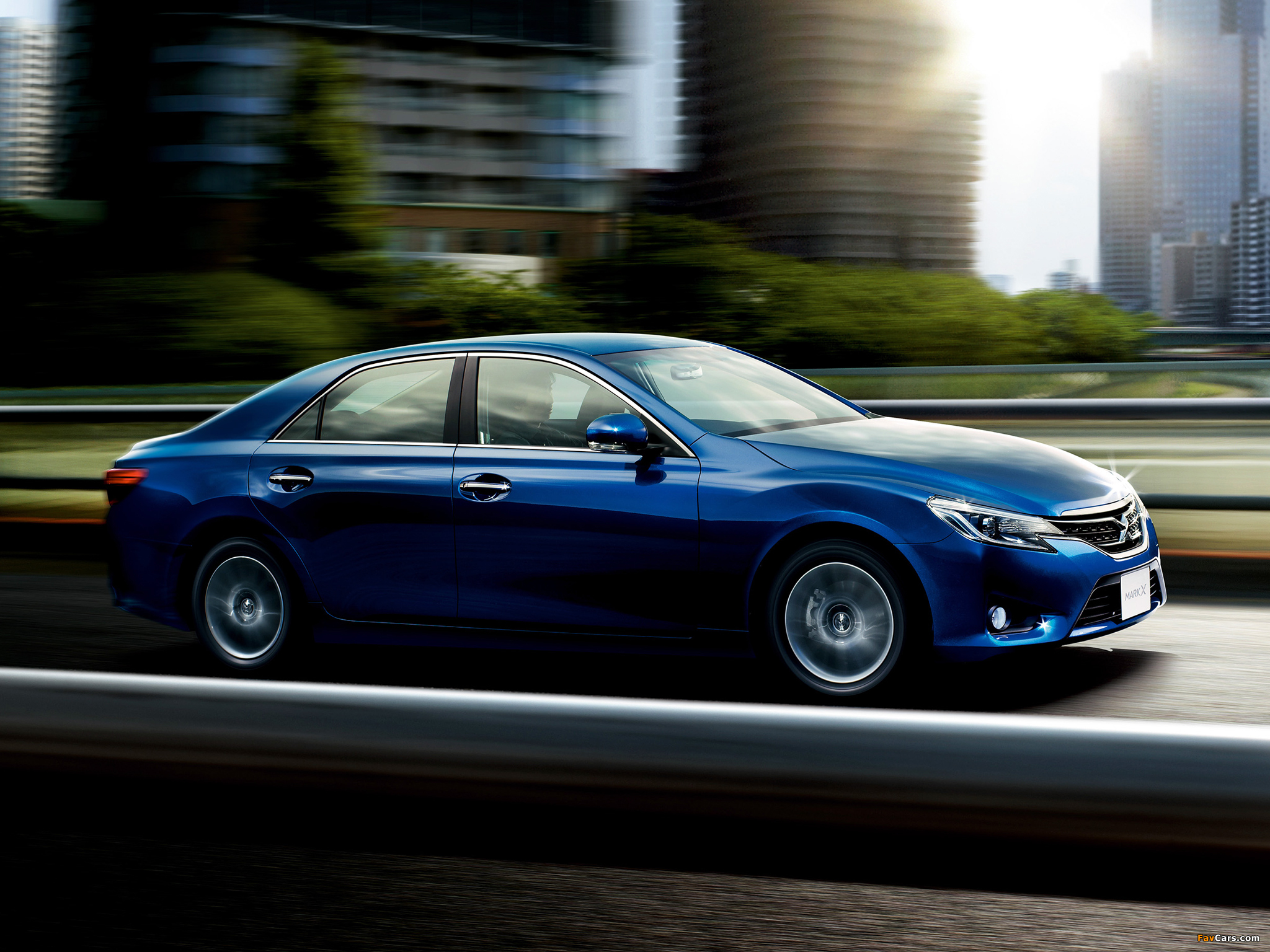 Pictures of Toyota Mark X 250 G (GRX140) 2012 (2048 x 1536)