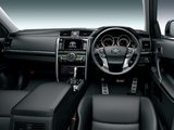 Pictures of Toyota Mark X 250 G (GRX140) 2012