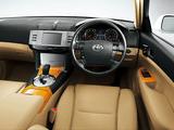 Toyota Mark X (GRX120) 2004–09 images