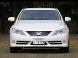Toyota Mark X Premium (GRX130) 2009 photos