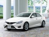 Toyota Mark X Premium (GRX140) 2012 pictures