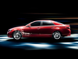 Toyota Mark X Sports (GRX130) 2009 wallpapers