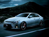 Toyota Mark X 350 Gs (GRX140) 2012 wallpapers