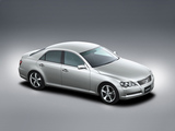 Toyota Mark X (GRX120) 2004–09 wallpapers
